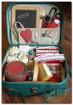 Dominion card suitcase...would need specific measurements, and a card guide could be included too.