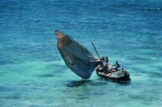 * Barco Pesqueiro *  Moçambique.