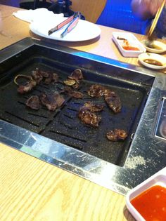 Nothing Like Habachi Grilling!