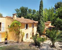 Pink Floyd Keyboardist Rick Wright's Former Home in the French Riviera is For Sale