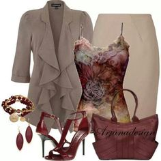 Beautiful mixture for fall!!