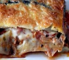 What a wonderful combination of flavors this Kentucky Hot Brown Bake is! Squash Zucchini Recipes, Veggie Recipes, Cooking Recipes, Veggie Food, Kentucky Brown Bake, Kentucky Derby, Derby Recipe, Confort Food, Crescent Roll Recipes