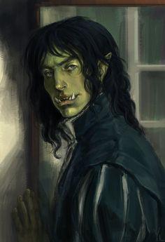 Fantasy Portraits, Character Portraits, Fantasy Artwork, Fantasy Races, Fantasy Rpg, D D Characters, Fantasy Characters, Character Concept, Character Art