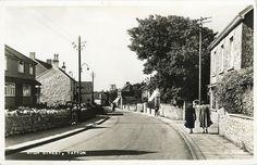 Yatton+-+High+Street+-+1950s
