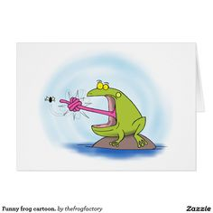 Shop for the perfect funny frog gift from our wide selection of designs, or create your own personalized gifts. Frog Rock, Funny Frogs, Funny Prints, Cute Toys, Fun Events, Personalized Gifts, Birthday Cards, Whimsical, Funny Pictures