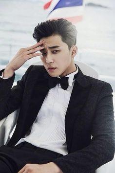 Park Seo Joon for International BNT