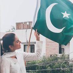 Image may contain: 1 person, outdoor Pakistan Zindabad, Ayeza Khan, Pakistani, Desi, Photo And Video, Celebrities, Photography, Outdoor, Image