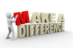 Illustration about illustration of person with make a difference phrase. rendering of human people character. Illustration of initiate, motivation, male - 31026081