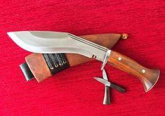 Gurkha Bhojpure Panawal Khukuri Khukri Kukri 8 inch Full Tang Grip Block Handle