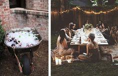 8 DIY-ideeën voor een hip tuinfeest - Het Nieuwsblad Mobile