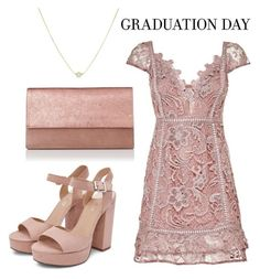 """""""Congrats, Grad: Graduation Day Style"""" by miss-valeria ❤ liked on Polyvore featuring L.K.Bennett"""