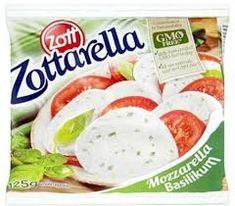 Mozzarella z różnorodnym zastosowaniem Zottarella smakuje wyśmienicie nie tylko w towarzystwie pomidorów i bazylii. Sprawdza się również do zup, sałatek, sosów, zapiekanek i innych potraw. Wszystkie warianty naszego asortymentu - kulki, minis, rolki - jak i ich warianty smakowe - z bazylią lub z peperoncino - dodadzą Twoim potrawom wyjątkową nutę rozkoszy. #kreatywniewkuchni #zottarellabezgmo