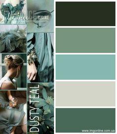 Teal and gray grey palette, colour pallette, teal color palettes, color Bedroom Color Schemes, Bedroom Colors, Colour Schemes, Color Combos, Gray Bedroom, Trendy Bedroom, Grey Palette, Colour Pallette, Living Colors