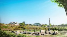 Cele 7 minuni ale lumii antice, readuse la viata. Cum aratau in vremurile de glorie