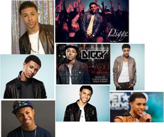 """""""Diggy Simmons"""" by maya-minniemouse-nelson ❤ liked on Polyvore"""