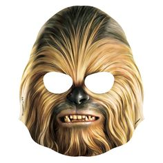 Star Wars Party Masks, 8ct