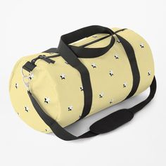 """""""Star Pattern"""" Duffle Bag by ind3finite   Redbubble Duffle Bags, Star Patterns, Mask For Kids, Chiffon Tops, Shoulder Strap, Stars, Stuff To Buy, Fashion, Moda"""