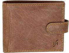 7e697106de3c6 STARHIDE Men s Designer Wallet RFID Blocking Distressed Hunter Vintage Leather  Coin Pocket Purse Gift Boxed -