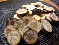 Rustic Party/Wedding favor.... could easily make these yourself