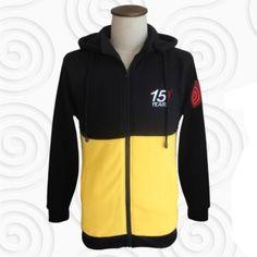 Naruto hoodies cosplay 15 Anniversary Edition Uzumaki Naruto hoodie