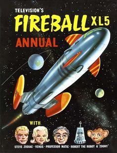Fireball XL5 (1962)