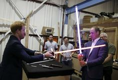 Rumours suggest that #PrinceHarry and #PrinceWilliam have scored cameos as stormtroopers in the next #starwars #film