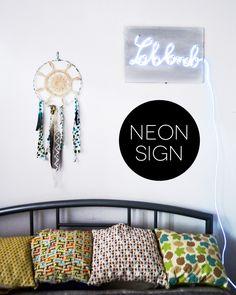 Neon Sign   http://www.macted.ro/neon-sign/
