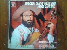 Emoción,  canto y guitarra