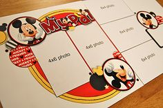 scrapbook generation: Super Sketch Club add-ons... mickey mouse disney