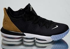 d81ee64d4d8e Nike LeBron 16 Low Black And Tain Release Info
