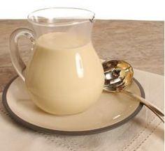 Vanilla Custard Sauce (British)