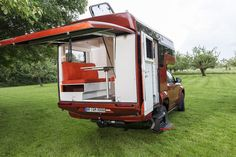 Volkswagen Amarok, Toyota Hilux, Campervan, Motorhome, Recreational Vehicles, Camping, Ideas, Carp, Rv Motorhomes
