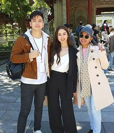 Julia Baretto, Joshua Garcia, Ms, Random, Hair, Style, Fashion, Swag, Moda