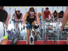 Best FULL hour FREE On-line Spin Class / Cycling Video w/ Cat Kom from Studio SWEAT onDemand -Part 2 - YouTube