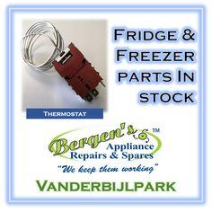 Replace that broken thermostat and your fridge or freezer will be the coolest appliances you own. Call now! #fridge #freezer #thermostat #wefix #bergensappliances #wekeepthemworking #quote #inthekitchen #southafrica #vanderbijlpark  Vanderbijlpark Branch Follow us on Instagram and Pinterest WhatsApp:   076 960 6467 Email:   vanderbijlpark@bergens.co.za