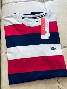 Camisa Lacoste, Lacoste Sport, Casual Attire, Mens Fashion, Fashion Outfits, Mens Clothing Styles, Swagg, Preppy, Men Dress