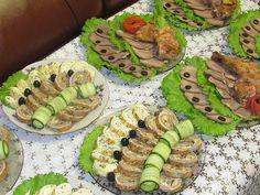 красиво украшенные блюда - Пошук Google