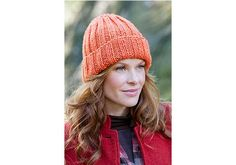 Easy-Fit Ribbed Hat