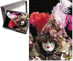 Photo Jigsaw Puzzle of Carnival, Venice Robert Harding http://www.amazon.com/dp/B00GBGY51C/ref=cm_sw_r_pi_dp_CEMOwb0N41VVQ