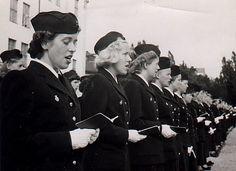 Svenska Lottakåren, Swedish Women's Voluntary Defense, a local chapter of marine Lottas.