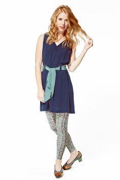 Autumn bliss – Kronkron Dress Skirt, Skater Skirt, Blue Silk Dress, Blue Opal, Bliss, Autumn, Skirts, Stuff To Buy, Clothes