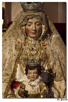COFRADES DE ARAHAL: Galería para el recuerdo. Virgen de los Reyes de A...