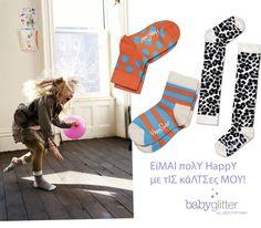 Βρείτε τις Happy Socks σε έντονα και χαρούμενα χρώματα στο babyglitter.gr    http://babyglitter.gr/brands/happy-socks/