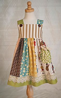 persnickety tea party dress
