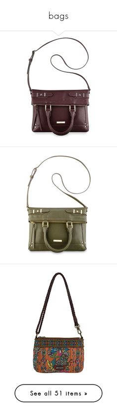 """""""bags"""" by nanette-253 ❤ liked on Polyvore featuring bags, handbags, shoulder bags, garnet, white handbags, nine west purses, nine west handbags, zipper purse, white purse and ivy"""