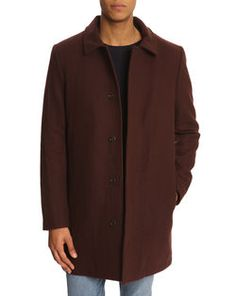 Trench coat Williamburg Marron SELECTED