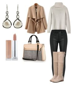 """""""Business meeting 22: Season of fall!"""" by anikivance ❤ liked on Polyvore featuring Imperial, River Island and Toast"""