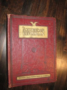 Featured Books - American Rifelman with Leather Binder- 8 issues, 1941 - $200