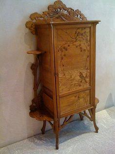 Art Nouveau furniture, Lyon, France