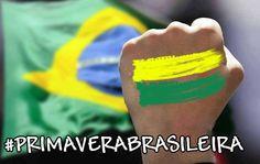 #PrimaveraBrasilera